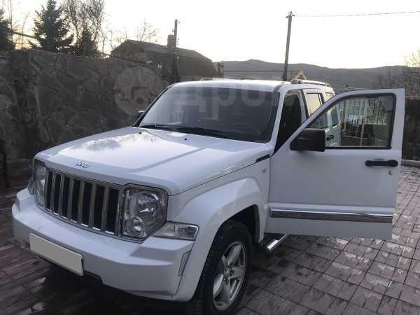 Jeep Cherokee, 2012 год, 1 080 000 руб.