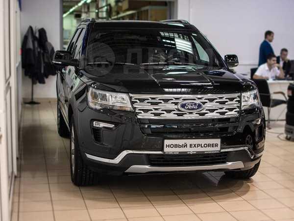 Ford Explorer, 2019 год, 3 064 000 руб.