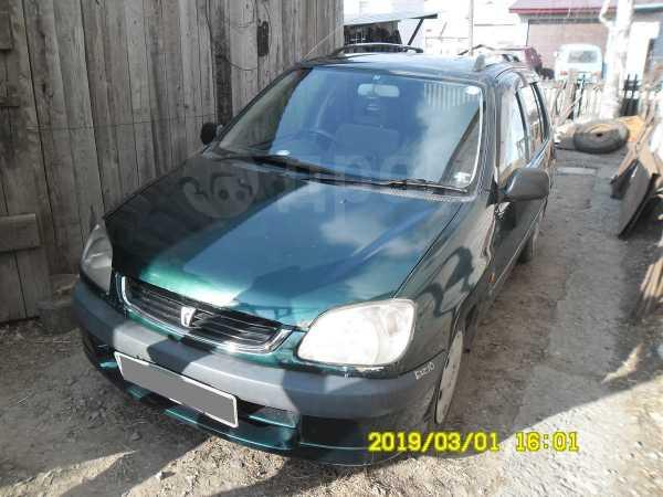 Toyota Raum, 1999 год, 239 000 руб.