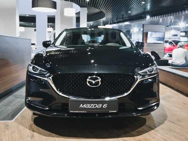 Mazda Mazda6, 2019 год, 1 723 000 руб.