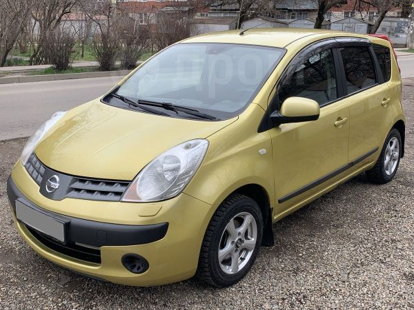 Nissan Note, 2006 год, 295 000 руб.