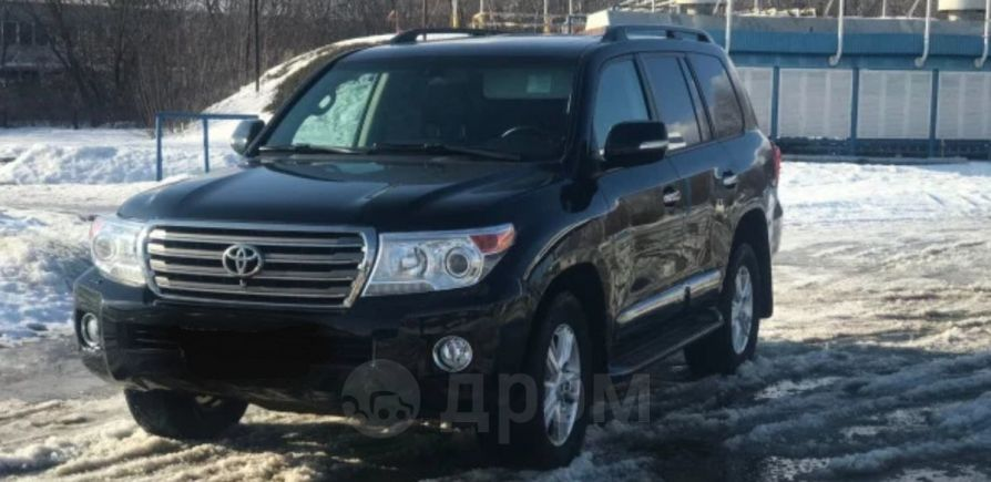 Toyota Land Cruiser, 2014 год, 2 599 000 руб.