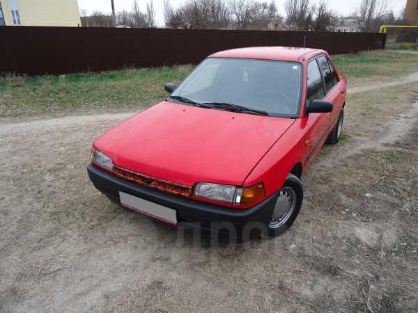 Mazda 323, 1992 год, 130 000 руб.