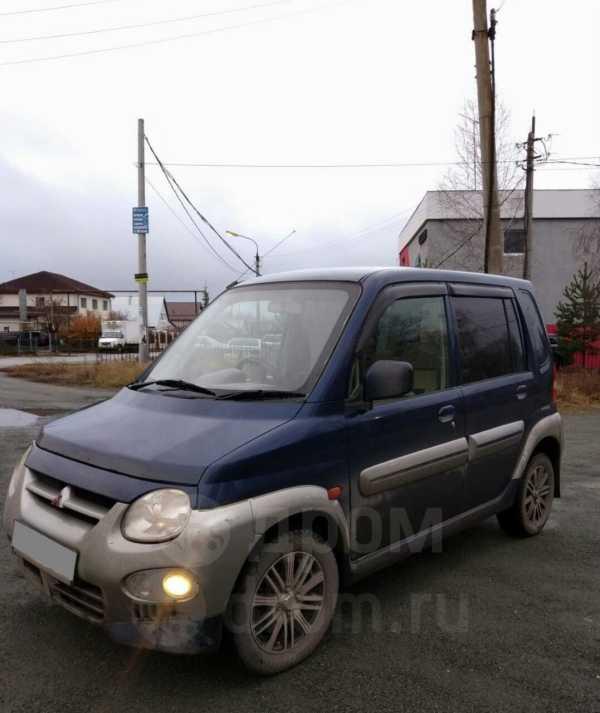 Mitsubishi Toppo BJ Wide, 1999 год, 155 000 руб.