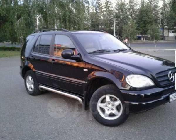 Mercedes-Benz M-Class, 1998 год, 320 000 руб.