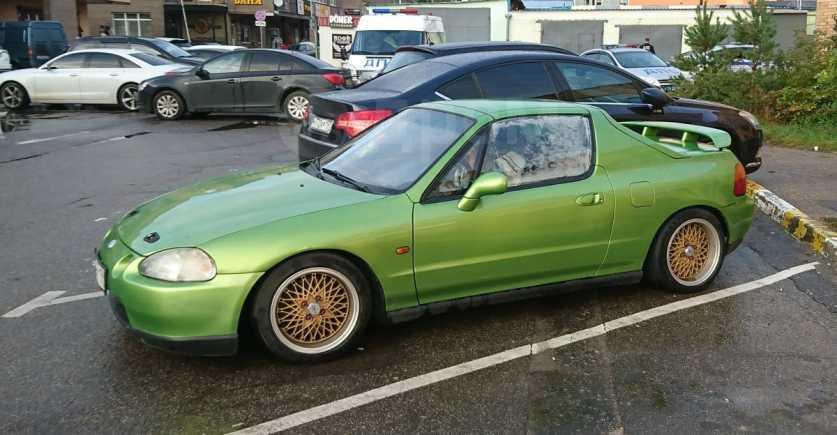 Honda CR-X del Sol, 1992 год, 400 000 руб.