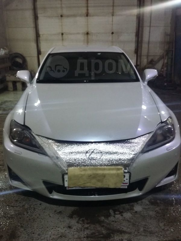 Lexus IS250, 2011 год, 890 000 руб.