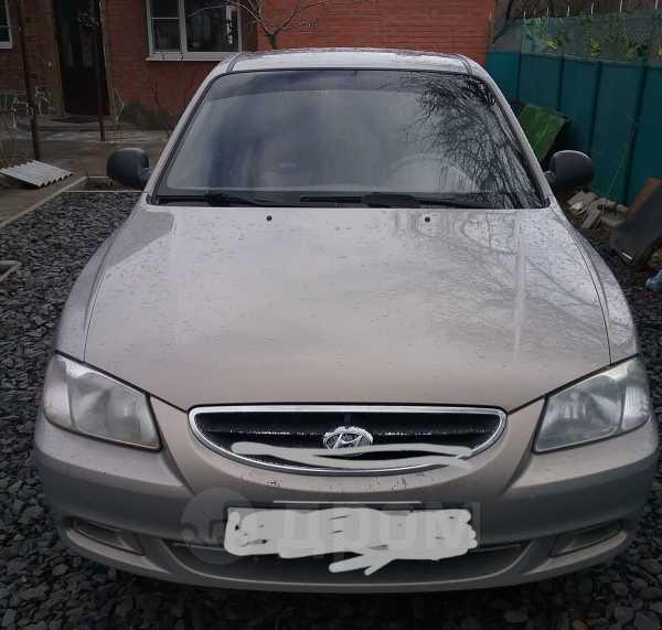 Hyundai Accent, 2009 год, 325 000 руб.