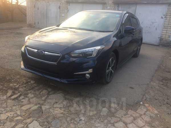 Subaru Impreza, 2018 год, 849 000 руб.