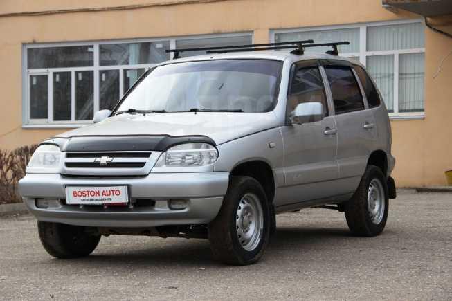 Chevrolet Niva, 2006 год, 158 700 руб.