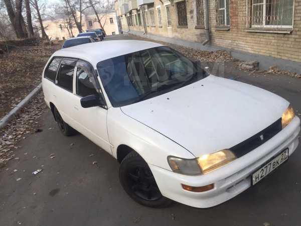Toyota Sprinter, 2001 год, 165 000 руб.