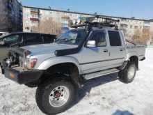 Комсомольск-на-Амуре Hilux Pick Up 1991
