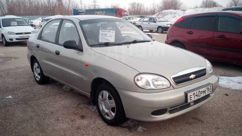 Chevrolet Lanos, 2007 год, 239 000 руб.