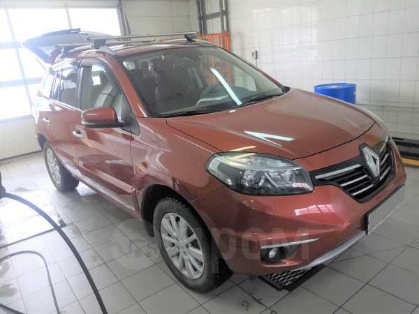 Renault Koleos, 2014 год, 895 000 руб.