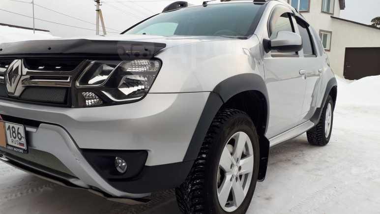 Renault Duster, 2016 год, 900 000 руб.