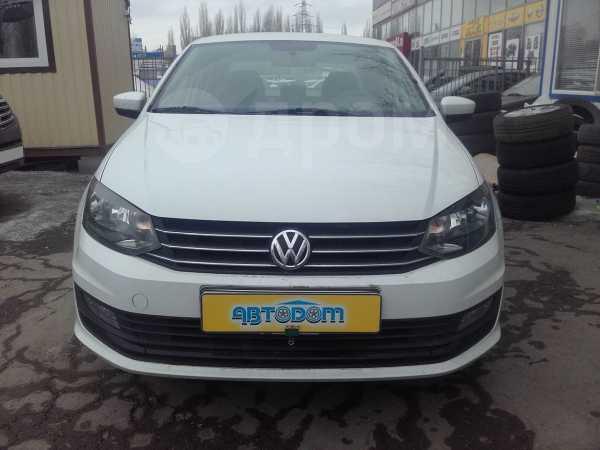 Volkswagen Polo, 2015 год, 453 000 руб.