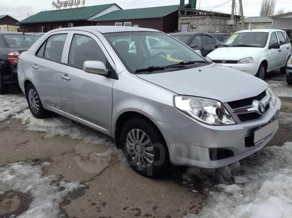 Geely MK, 2012 год, 218 000 руб.
