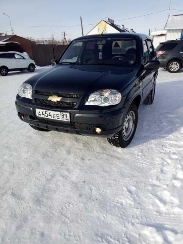 Chevrolet Niva, 2011 год, 410 000 руб.