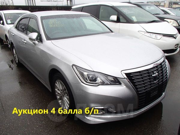 Toyota Crown, 2016 год, 1 590 000 руб.