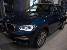 BMW X3, 2019 г., Москва