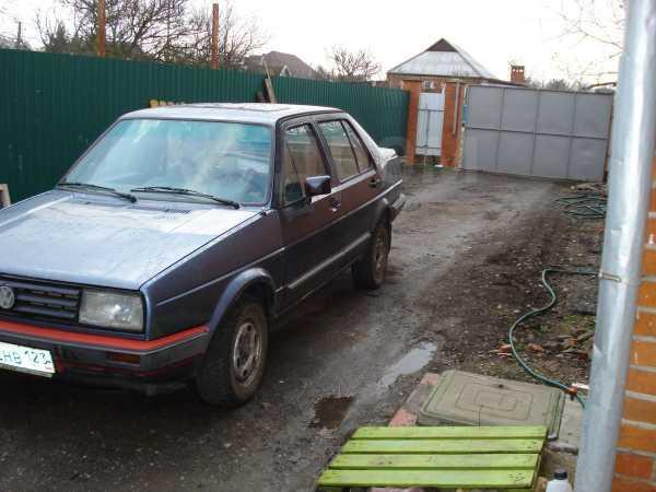Volkswagen Jetta, 1985 год, 30 000 руб.