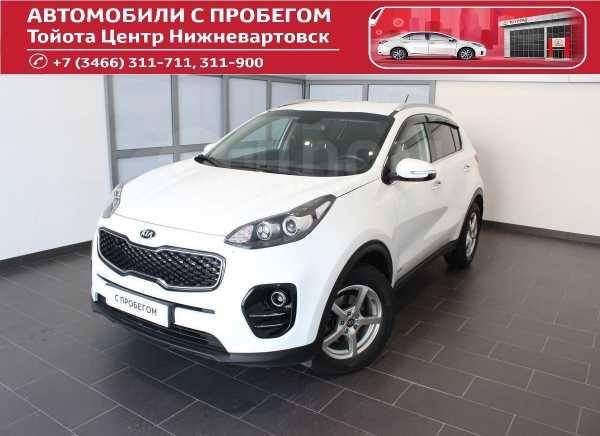 Kia Sportage, 2016 год, 1 370 000 руб.
