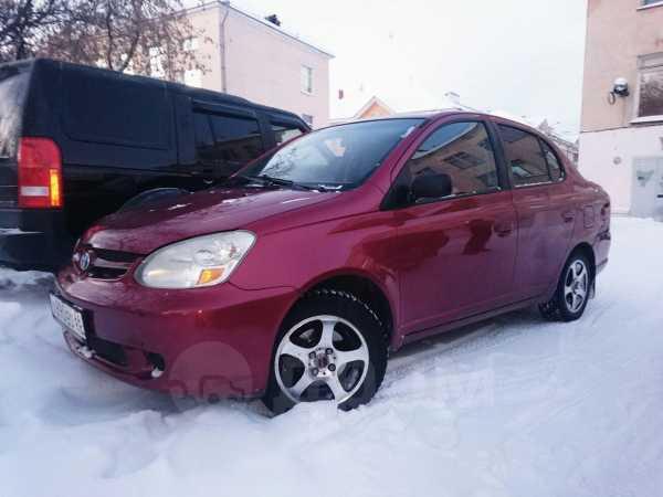 Toyota Echo, 2003 год, 270 000 руб.