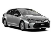 Тольятти Corolla 2019