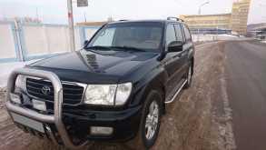 Уфа Land Cruiser 2001