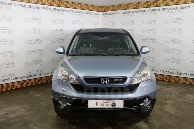 Honda CR-V, 2008 год, 708 000 руб.