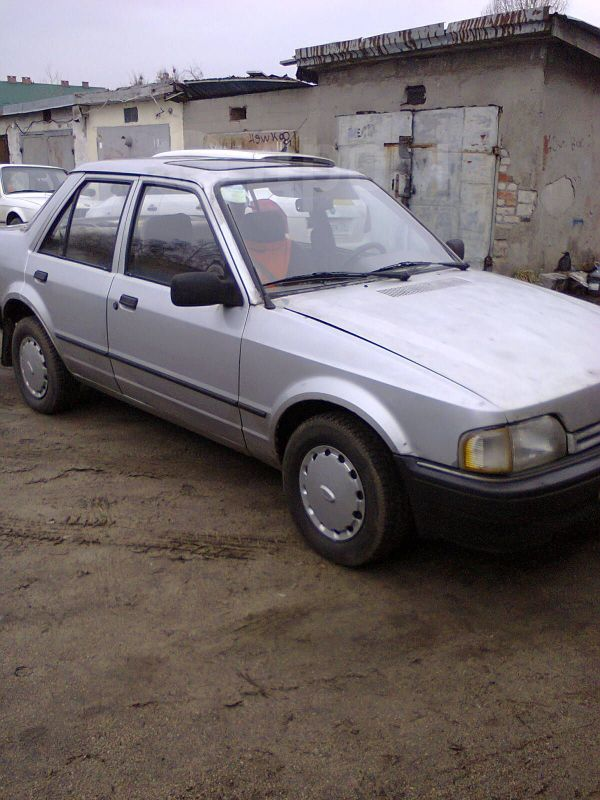 Ford Orion, 1986 год, 39 000 руб.