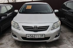 Воронеж Corolla 2008