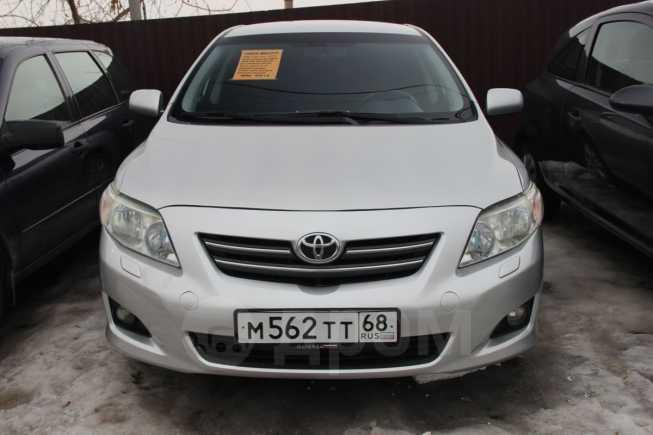 Toyota Corolla, 2008 год, 439 000 руб.