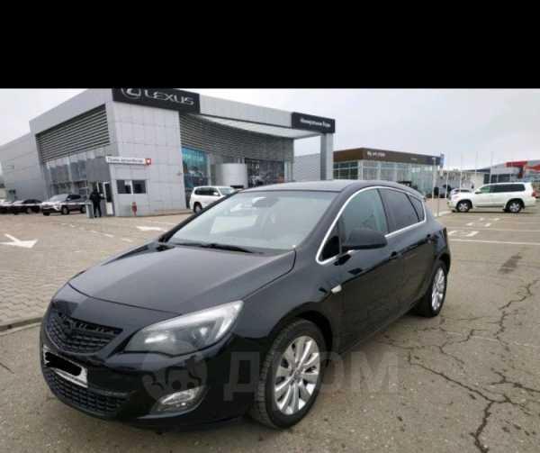 Opel Astra, 2010 год, 395 000 руб.