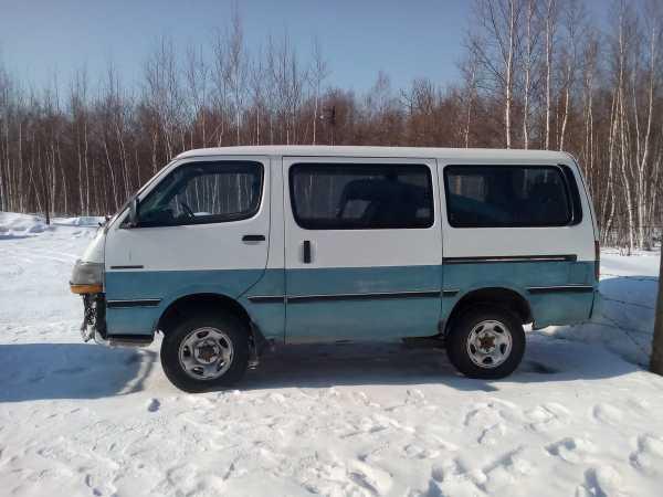 Toyota Hiace, 1991 год, 120 000 руб.