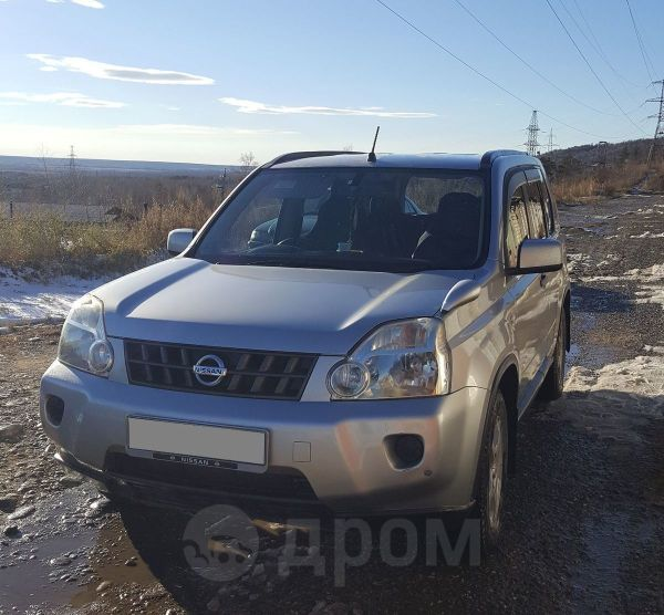 Nissan X-Trail, 2008 год, 710 000 руб.
