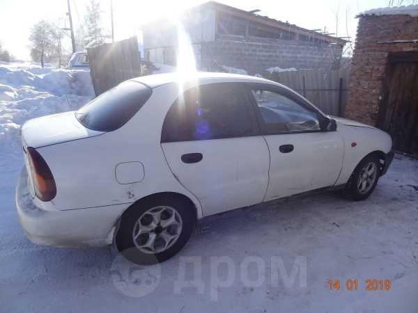Chevrolet Lanos, 2005 год, 105 000 руб.