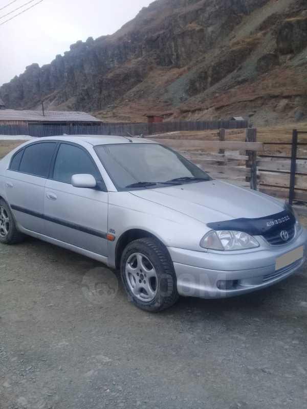 Toyota Avensis, 2000 год, 140 000 руб.