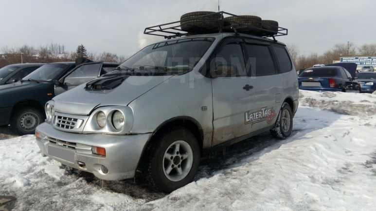 Лада 2120 Надежда, 2001 год, 108 000 руб.