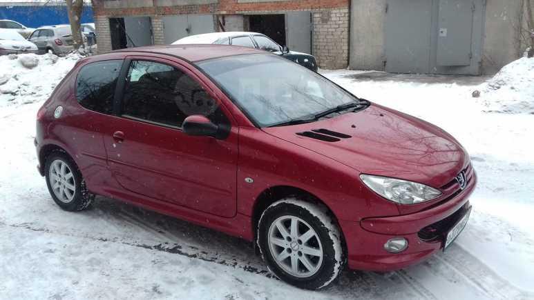 Peugeot 206, 2007 год, 189 000 руб.