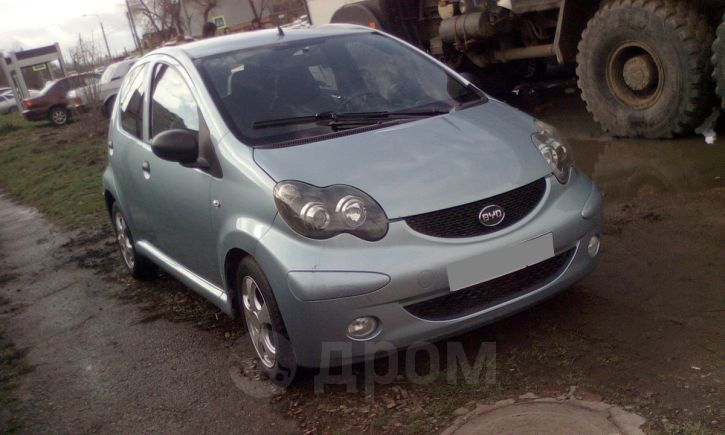 BYD F3, 2010 год, 177 000 руб.