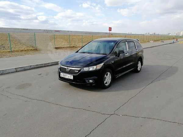Honda Stream, 2008 год, 575 000 руб.