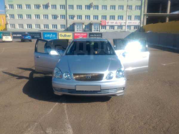 Toyota Aristo, 2000 год, 440 000 руб.
