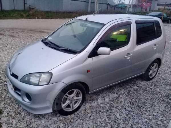 Daihatsu YRV, 2003 год, 165 000 руб.