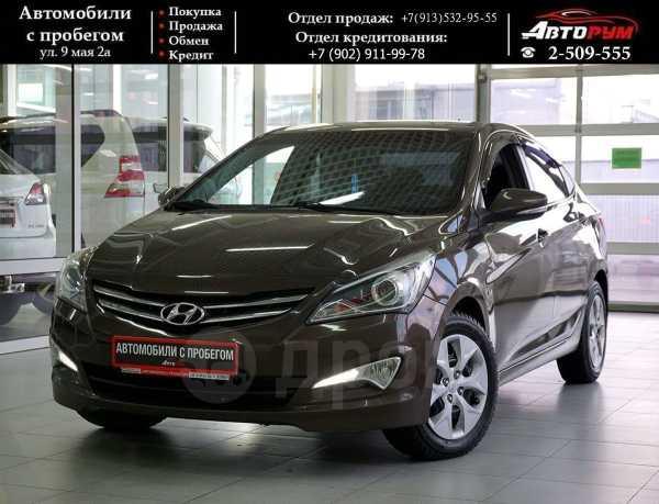 Hyundai Solaris, 2014 год, 657 000 руб.
