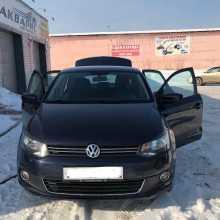 Volkswagen Polo, 2013 г., Томск