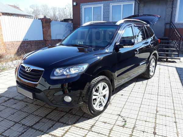 Hyundai Santa Fe, 2011 год, 888 000 руб.