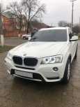 BMW X3, 2013 год, 1 499 000 руб.