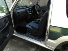 Иркутск Pajero Mini 2002