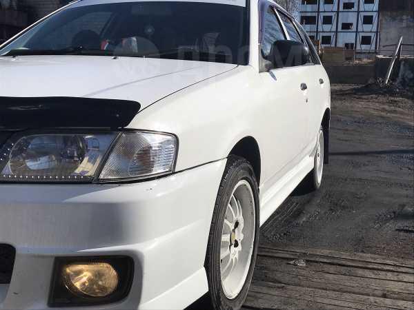 Nissan AD, 2001 год, 230 000 руб.